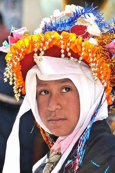 Purepecha Boy - Michoacan