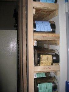Food Storage Wall