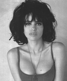 French actrice Beatrice Dalle