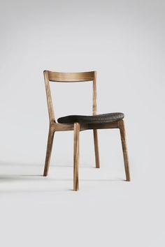Cross Side Chair, David Irwin Furniture