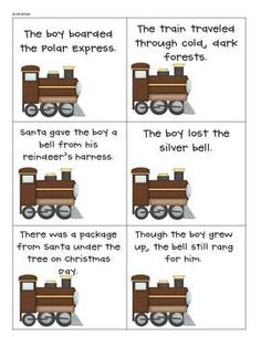 The Polar Express Book Study