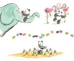 Seven Impossible Things Before Breakfast » Blog Archive » Xander's Panda Party by Linda Sue Park, illustrated by Matt Phelan. To reserve it: http://search.westervillelibrary.org/iii/encore/record/C__Rb1584672__Sxander%27s%20panda__Orightresult__U__X6?lang=eng&suite=gold