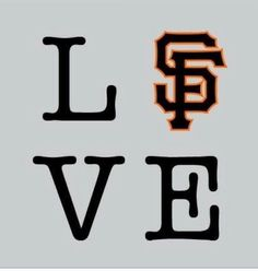LOVE THE SF GIANTS!!!
