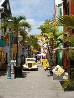 Philipsburg, St Maarten, Virgin Islands