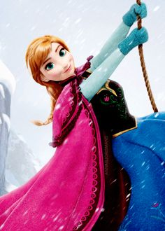 Anna #Disney #Frozen