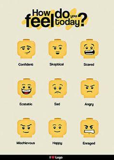 Lego Moods