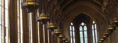 Hogwarts ... er ... Suzzallo Reading Room   Photo by Erik Andersen  #UWpins