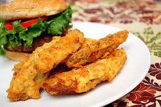 Crunchy Potato Wedges