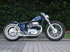 XS650 Blues