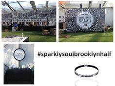 Who is ready for the New York Road Runners (NYRR) Brooklyn Half pre-party tomorrow! Come visit Sparkly Soul to say hi, see our race specials and check out our #nonslip #fullelastic headbands! #sparklysoulbrookynhalf #brooklynhalf #runforlife