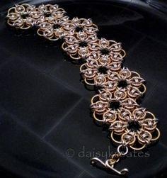 Celtic Rose Bracelet