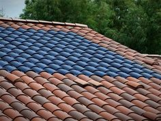 Green Tech  Solar Shingles