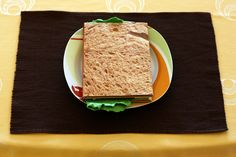 The Sandwich Book - not actually edible, but surely begging for an edible version to be made! books, sandwiches, food, pawelpiotrowski, art, pawel piotrowski, sandwich book, sandwichbook, design