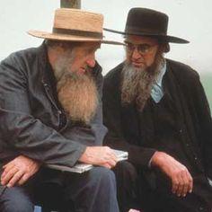 beards, amish simplic, amish men, amish life, mennonit