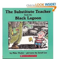 Great book for a sub to read!