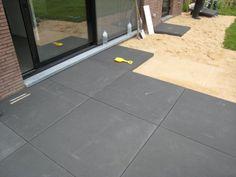 Mega betontegels