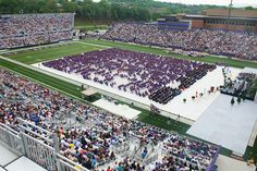 JMU May 2012 Commencement  (23137A_05.05.2012-1491 by JMU Photography Services, via Flickr)