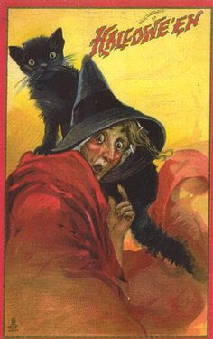 """Samhain, pronunced Sow-en, comes from both the Irish and Scots Gaelic work that means """"summer's end"""" as well as November."""
