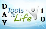 Day 10 Tools To Life Coach Steele: checklist checked