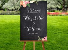 30 Wedding Signs You