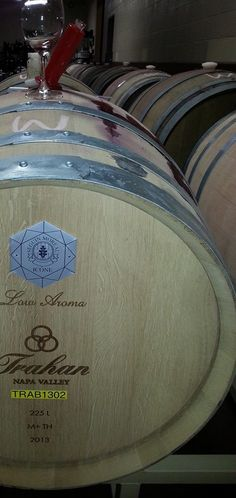 Trahan Winery - Napa, California - #winetasting #wine #winery #bestwine #Napa #travel #vineyard #wines