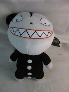 Tim Burton The Nightmare Before Christmas Vampiro Toddy Plush Toy.