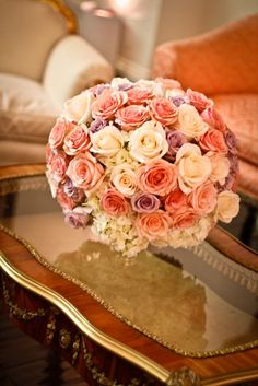 Obsessed with these wedding colors from the Storibook Wedding Marie Antoinette episode