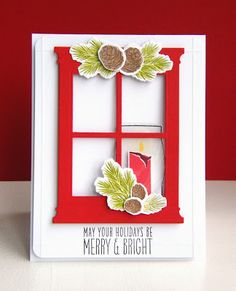 KandRdesigns: Merry & Bright