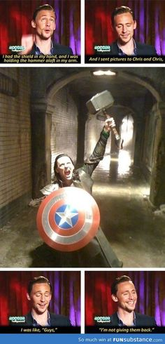 Captain Thorki