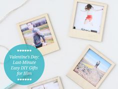 Creative, last minute #DIY #Valentines Day gifts for #dads and dudes!