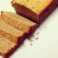 pão com farinha de coco