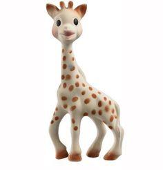 Vulli Sophie the Giraffe Teether by Vulli, http://www.amazon.com/dp/B000IDSLOG/ref=cm_sw_r_pi_dp_G-5orb13V1QMR
