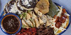 Comida Tipica De Oaxaca | rica_cocina_oaxaca / México Desconocido