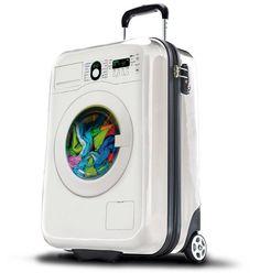 'Washing Machine' Suitcase