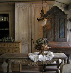 French style found on Gypsypurplehome.t...