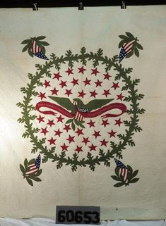 1870 West Virginia Heritage Quilt Search~♥~