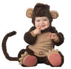 Lil' Monkey Infant Costume