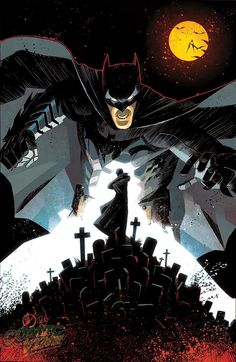 Exclusive: BATMAN #34 Cover and Solicit Reveal - Comic Vine