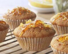 Lemon and rosemary cupcakes recipe