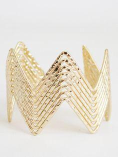 fun gold bracelet