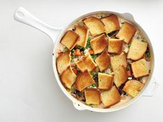 Vegetarian Potpie Recipe : Food Network Kitchen : Food Network