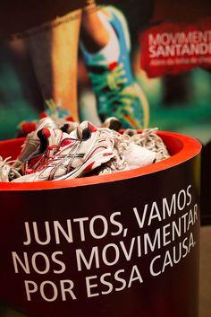 Movimento Santander #asicsbrasil @golden4asics