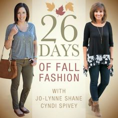 26 Days of Fall Fash