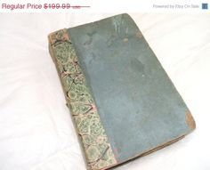 ON SALE Rare Book The Miscellaneous Works of Tobias by RareBooks, $100.00