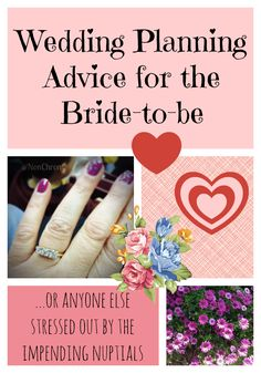 #Wedding advice: 5 things no one tells you and neither will I... #bridetobe #humor