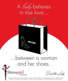 A lady believes in true love...