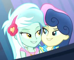 Bon Bon,Lyra HeartStrings