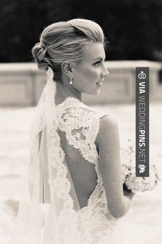 Brilliant - lovely | CHECK OUT MORE GREAT WEDDING HAIRSTYLES AND WEDDING HAIRSTYLE SHOTS AT WEDDINGPINS.NET | #weddings #hair #weddinghair #weddinghairstyles #hairstyles #events #forweddings #iloveweddings #romance #beauty #planners #fashion #weddingphotos #weddingpictures