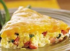 Easy Crockpot Breakfast Casserole Recipe - Great for the morning before coming to Summers Farm!.