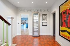 Joshua & Rachel's Notting Hill Home -- House Call